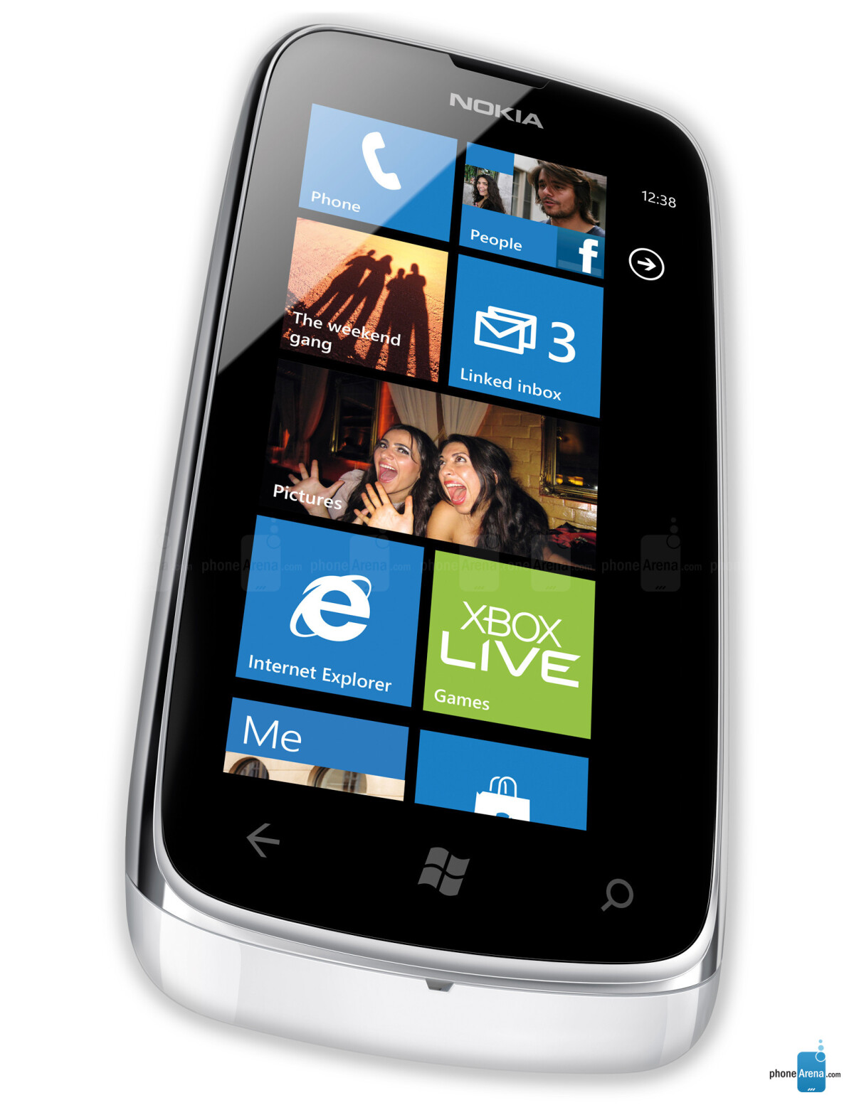 Nokia Lumia 610 NFC specs - PhoneArena