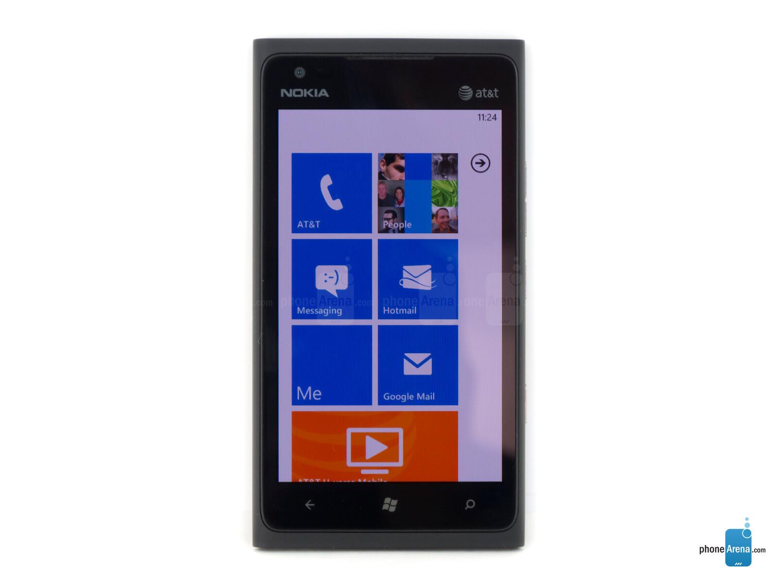 Nokia lumia 900 инструкция