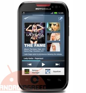 Motorola XT560