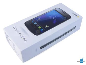 Samsung GALAXY Nexus Sprint