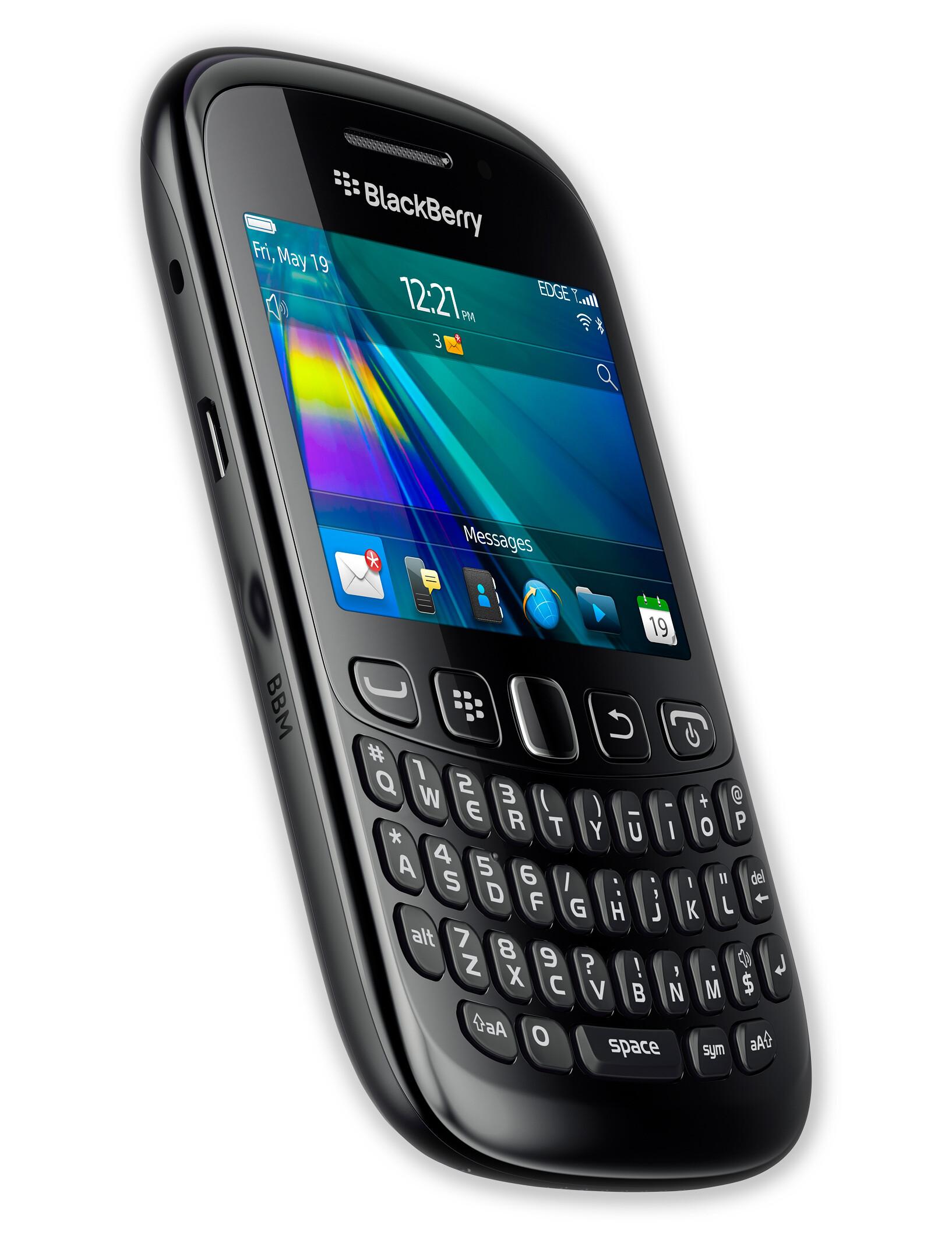 Blackberry Curve 9320 Black And Silver BlackBerry Curve 9320 ...