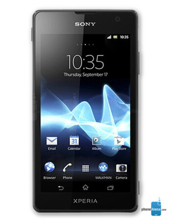 Sony Xperia GX