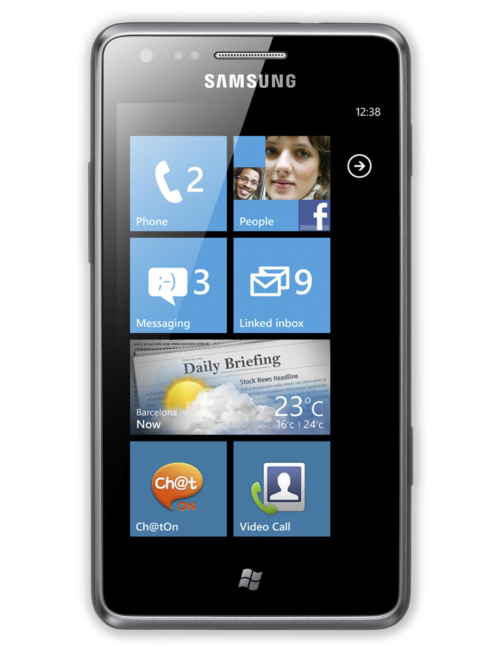 Samsung Omnia M - Характеристики: http://www.phonearena.bg/phones/Samsung-Omnia-M_id7113