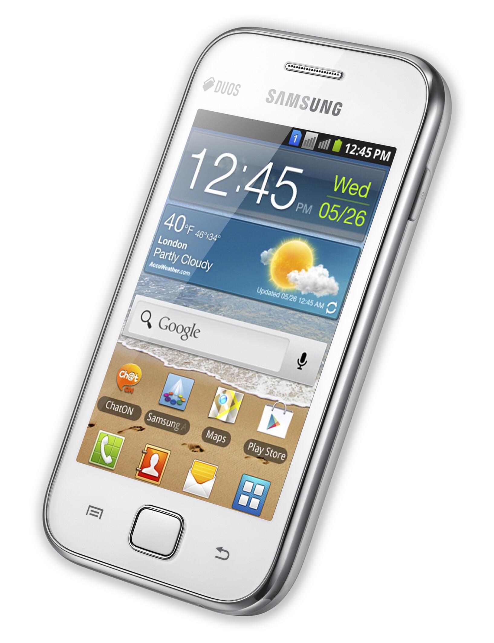 Samsung GALAXY Ace DUOS Specs