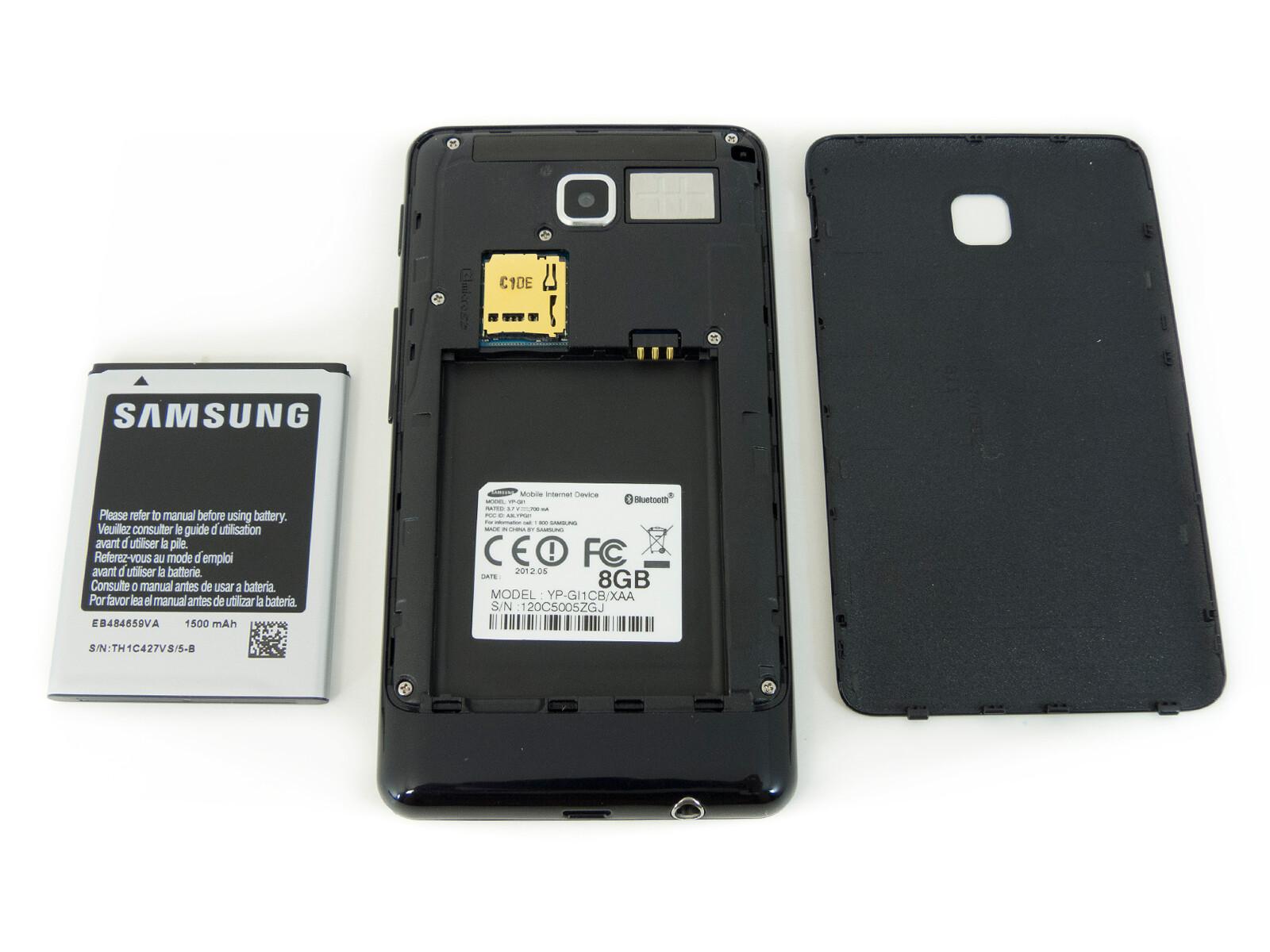 samsung galaxy player 4 2 photos rh phonearena com Samsung Galaxy Note Manual Camera Samsung Galaxy S3 Manual