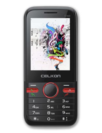 Celkon C360