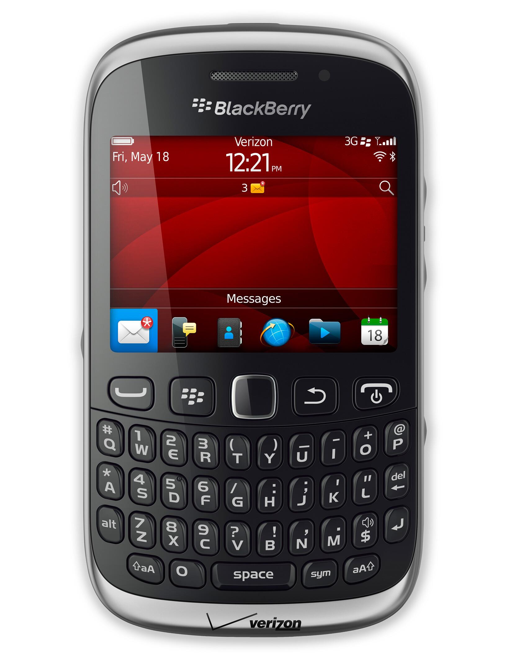 BlackBerry Curve 9310 full specs