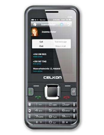 Celkon C66