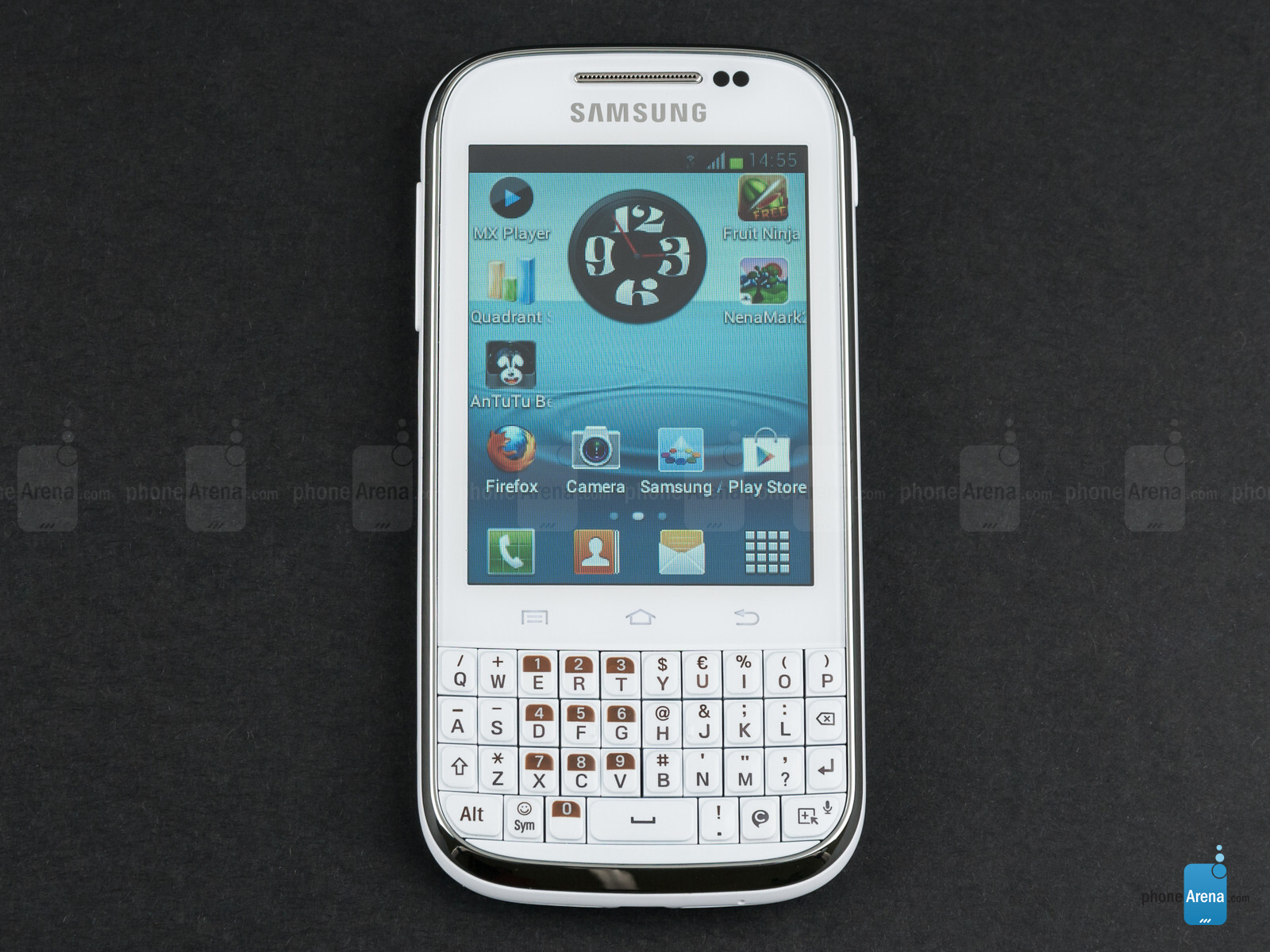 Samsung Galaxy Chat · View All