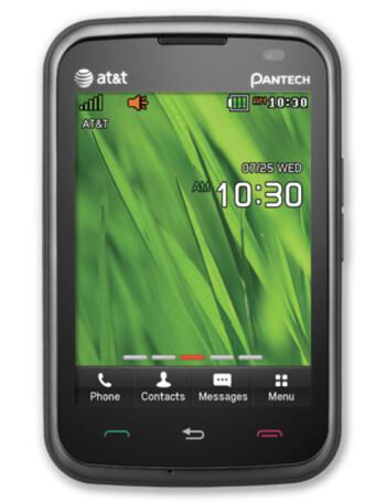 pantech renue specs rh phonearena com Pantech Renue Apps Pantech Renue Apps