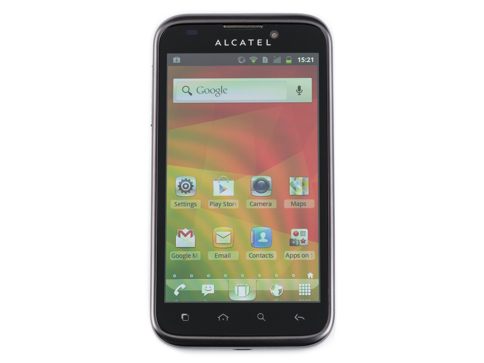Alcatel Ot 995 Specs