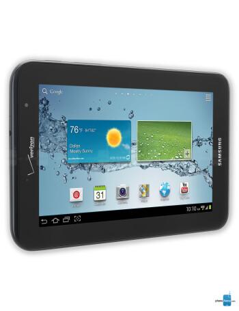 Samsung GALAXY Tab 2 (7.0) LTE