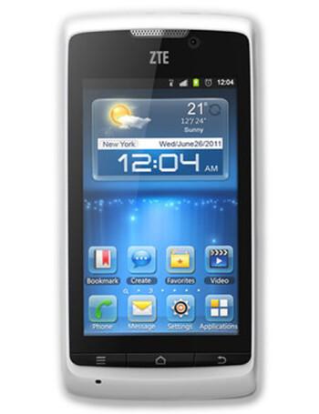 ZTE Blade II