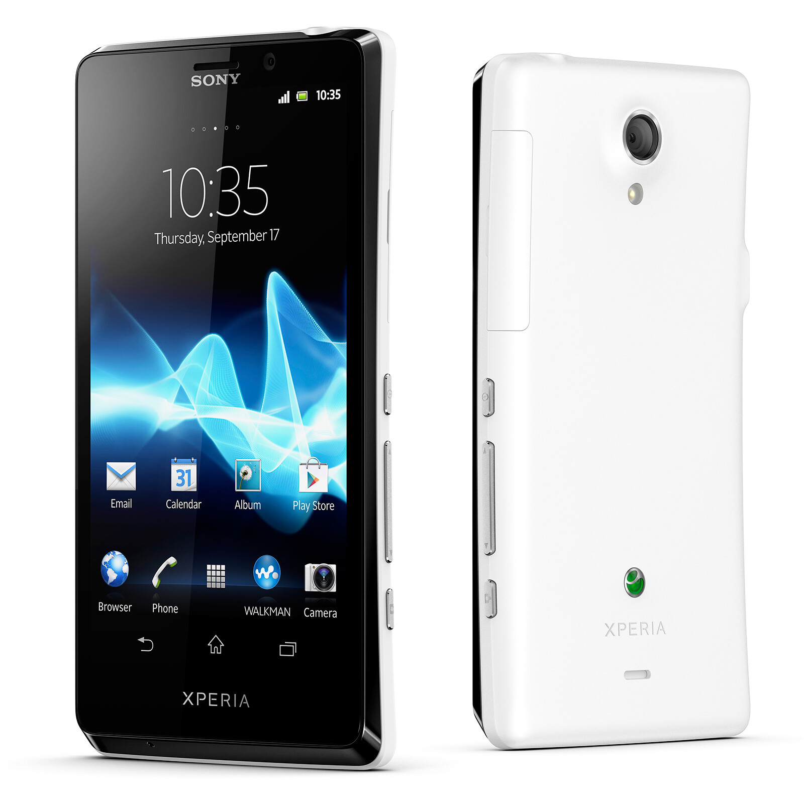 Sony Xperia T Featured in Best Multimedia