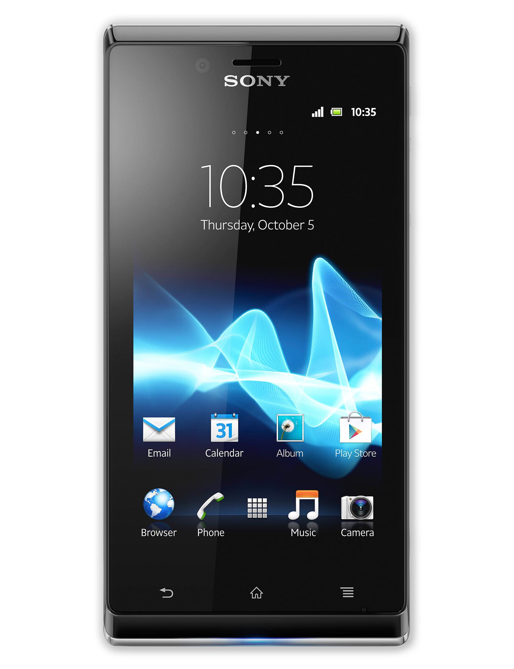 Sony xperia u mobile price in india 2013