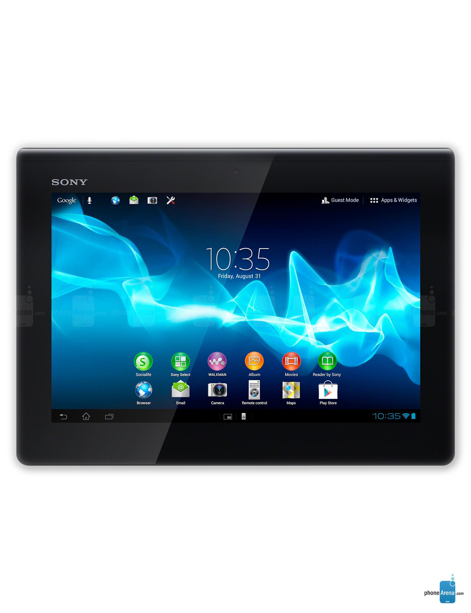 Manual. Sony Xperia Tablet S