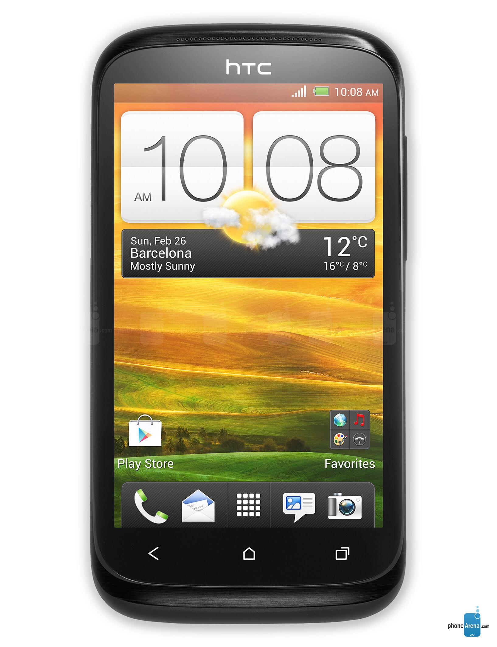 HTC Desire X - u0425u0430u0440u0430u043au0442u0435u0440u0438u0441u0442u0438u043au0438