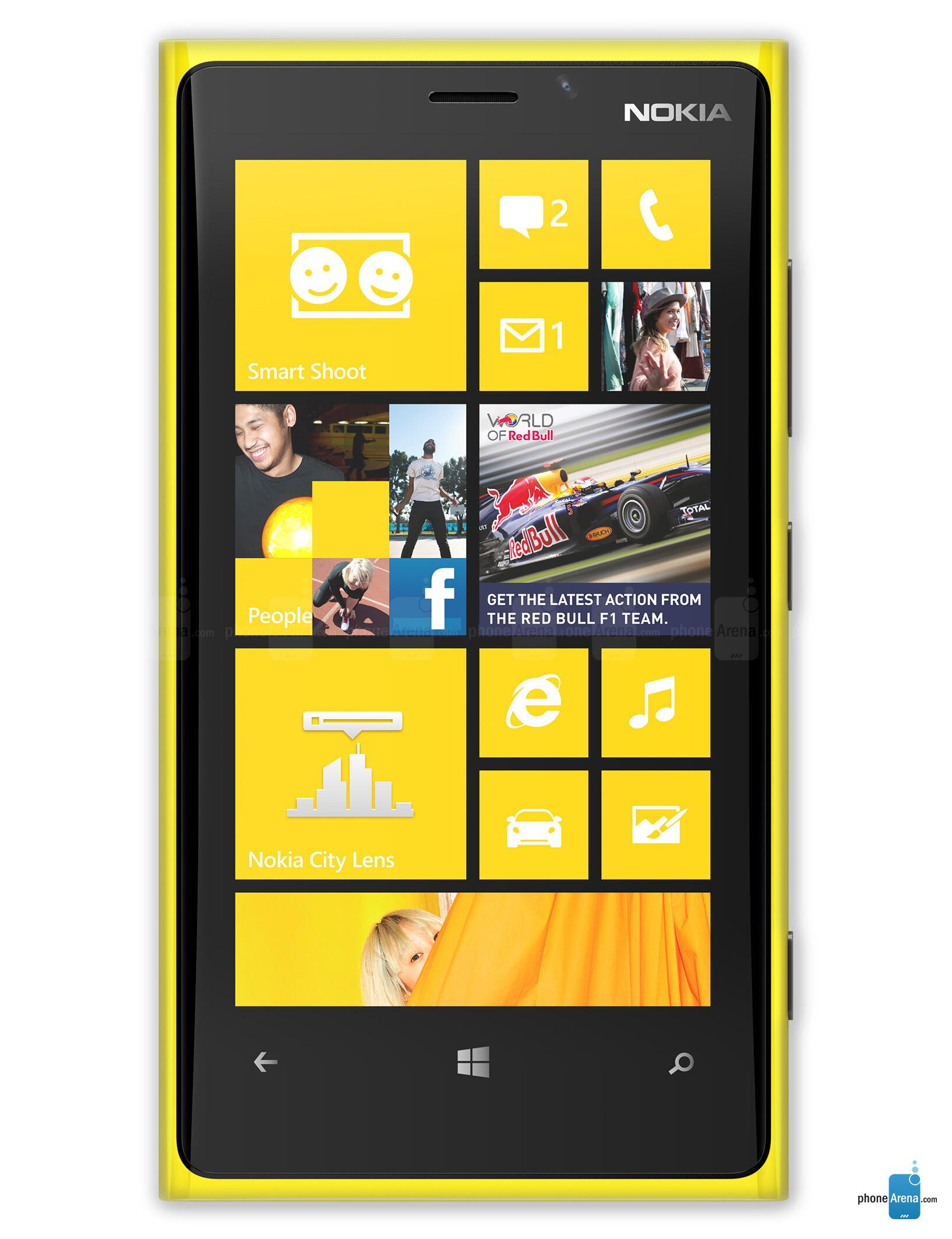 Nokia Lumia 920 Specs