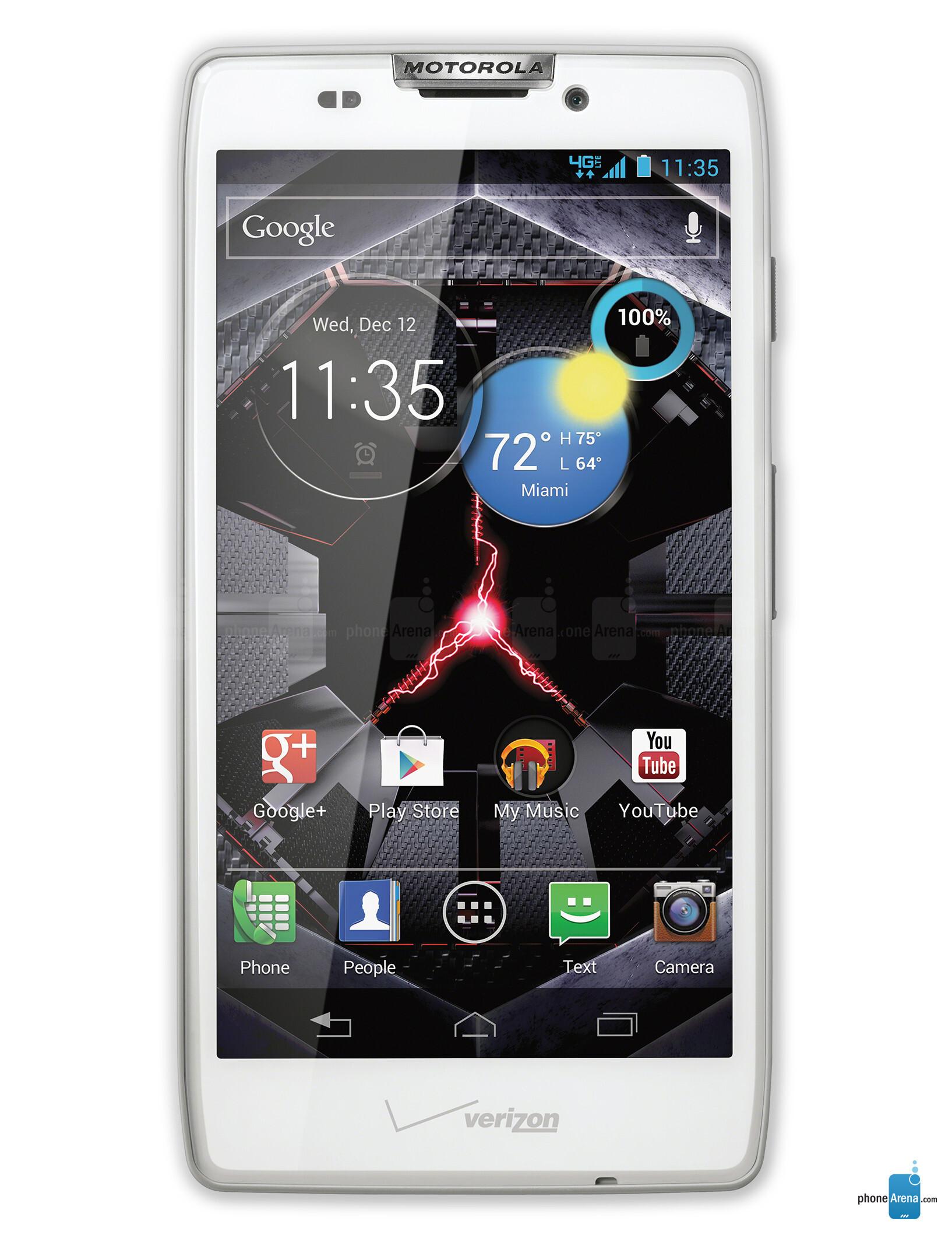 Manual. Motorola DROID RAZR HD