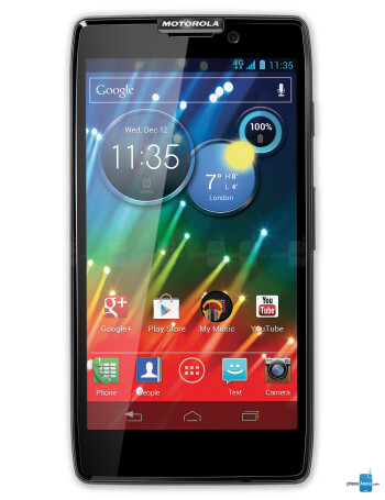 Motorola RAZR HD specs