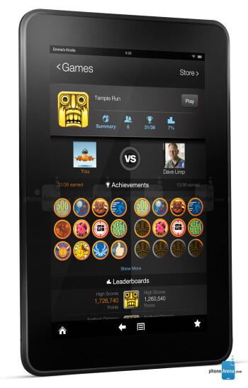 Amazon Kindle Fire HD 8.9 4G LTE