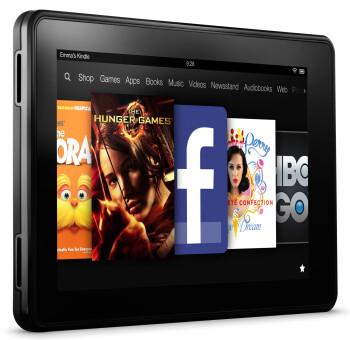 Amazon Kindle Fire 2