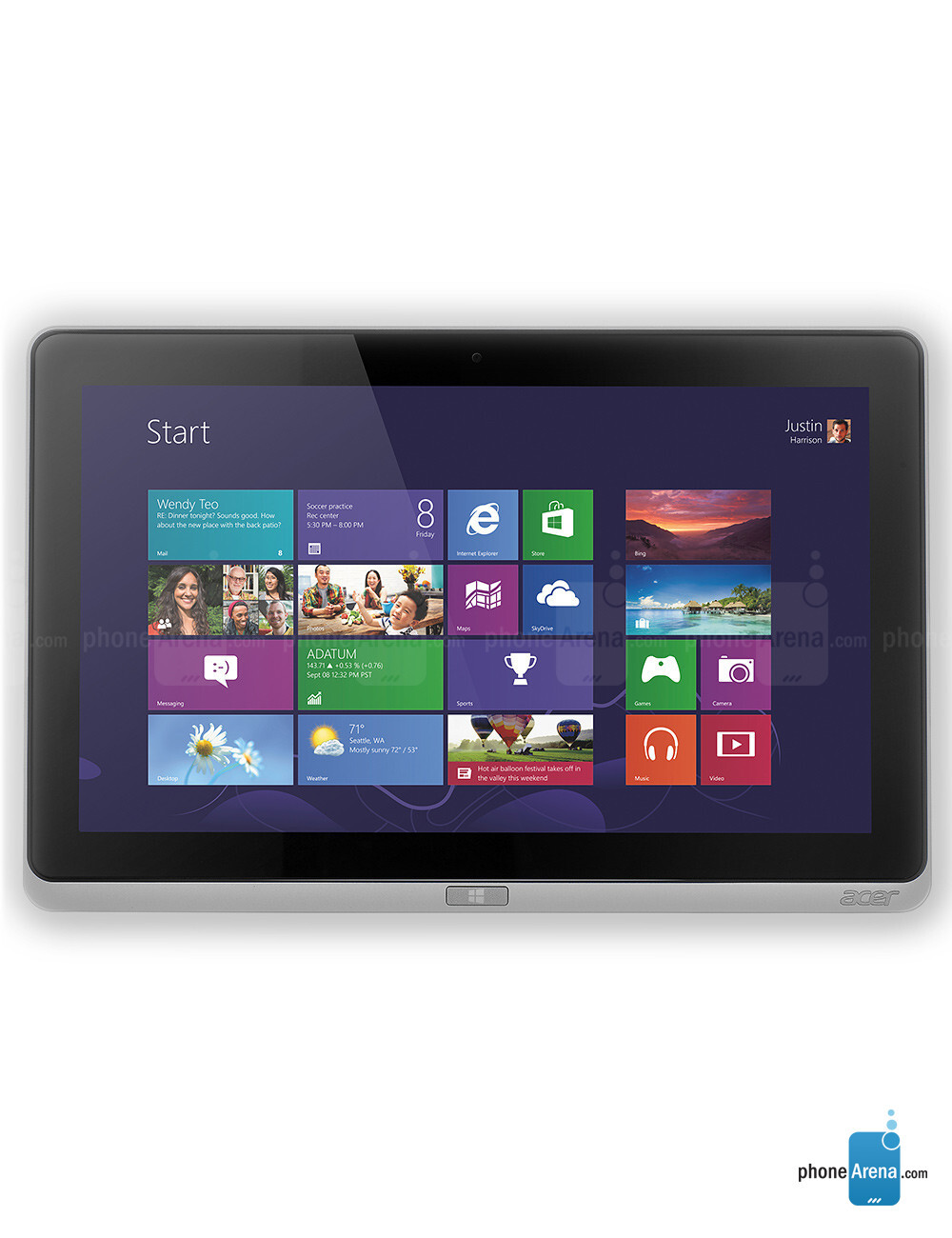 Manual. Acer Iconia W700