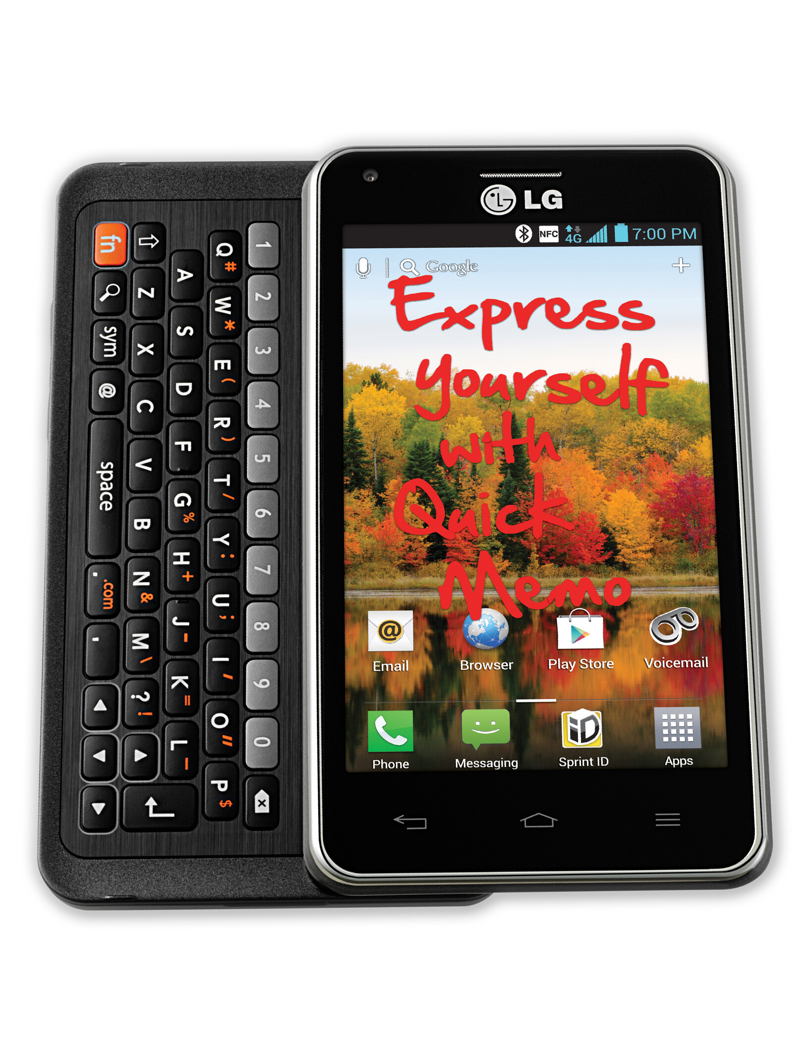 Phone Android Phone With Keyboard android phones with keyboard images guru lg mach keyboard