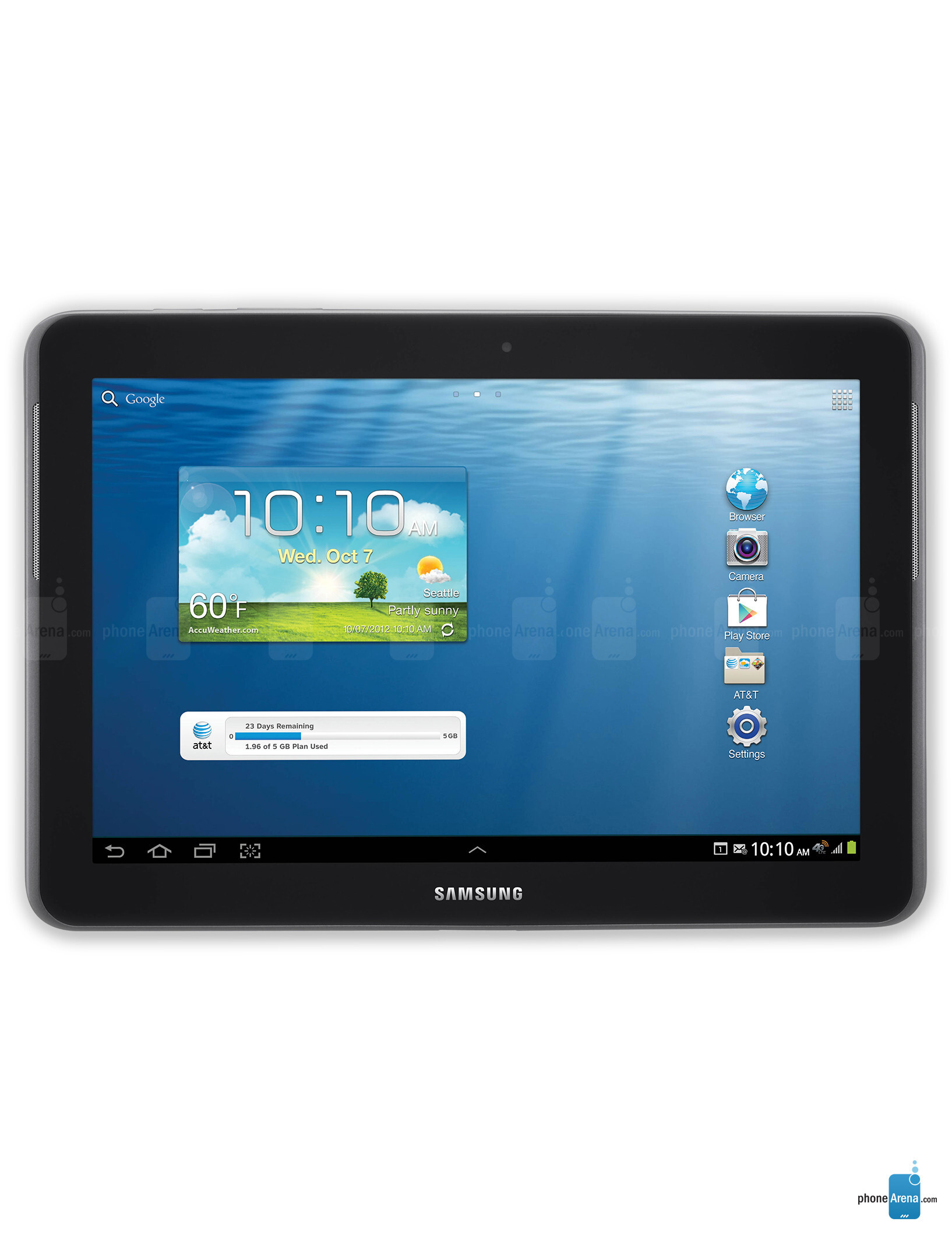 "merits of samsung galaxy tab 10 1 A man uses samsung electronics' tablet galaxy tab 101 displayed for  on the  merits,"" deeming the ipad and the galaxy tab 101 ""virtually."