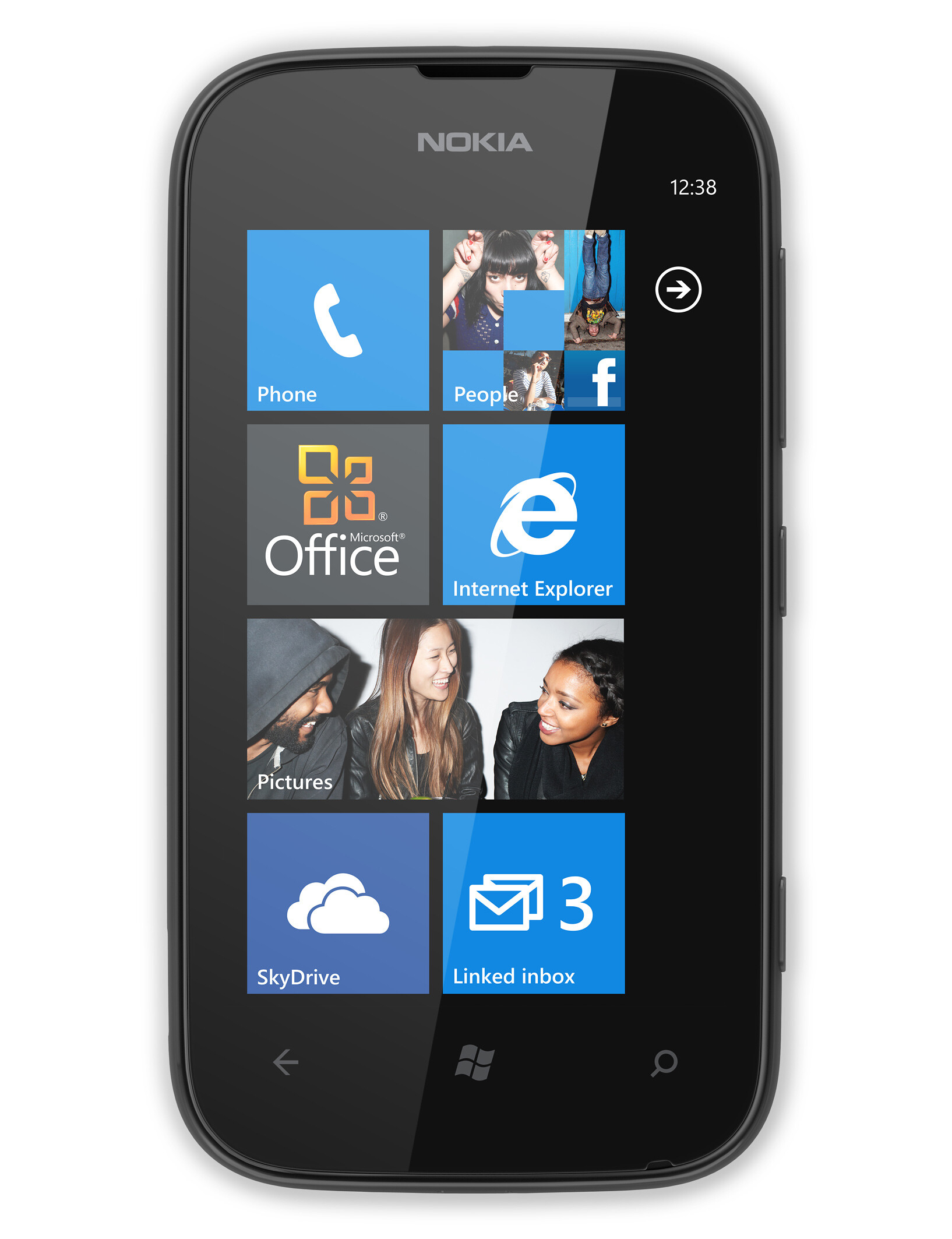 Nokia Lumia 510 Nokia Lumia 510 Review: Affordable Windows Phone 7.8