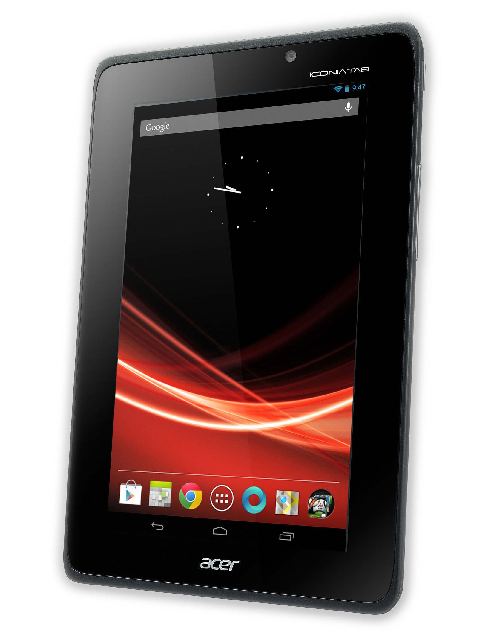 Acer ICONIA TAB A110 specs