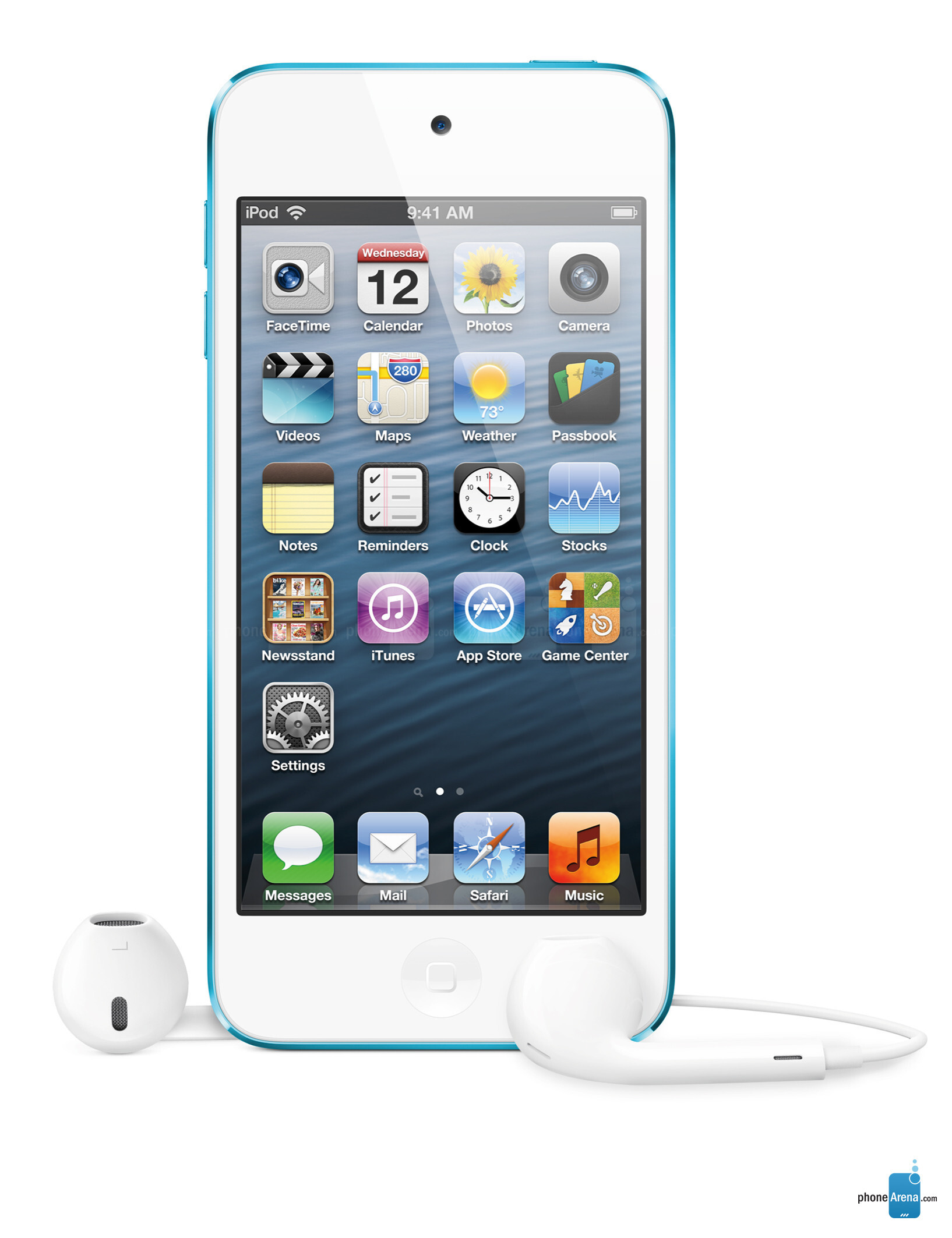 Apple iPod touch 5th generation full specs
