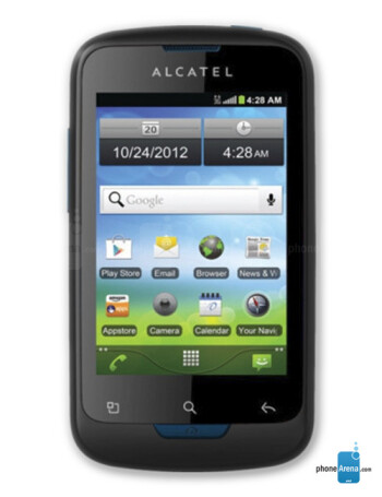 Alcatel One Touch 988 Shockwave