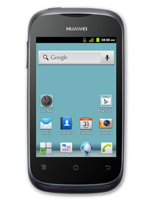 Huawei Ascend Y specs