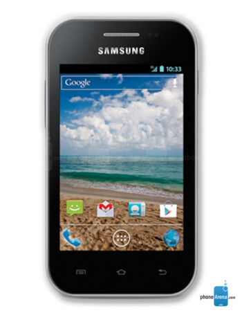 Samsung Galaxy Discover