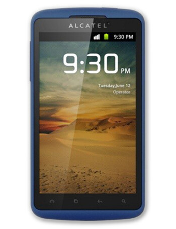 Alcatel ONE TOUCH 960C ULTRA