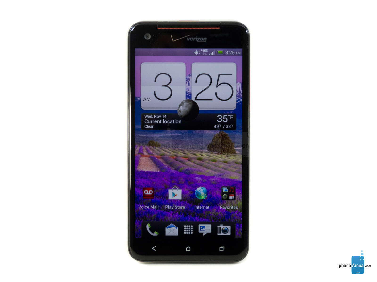 how to delete all photos from htc phone