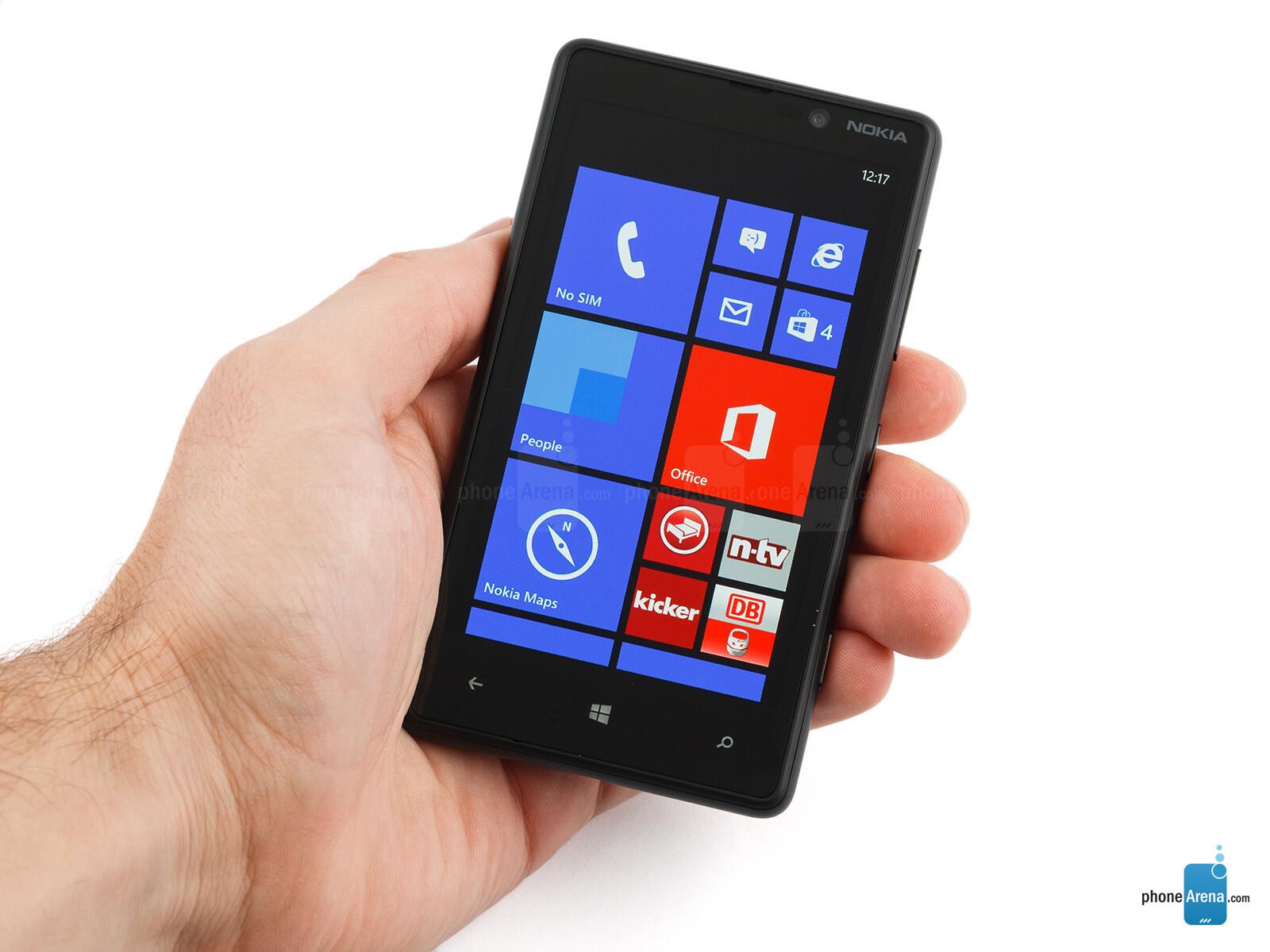 Lumia Cyan rolls out to Lumia 820 in the EU