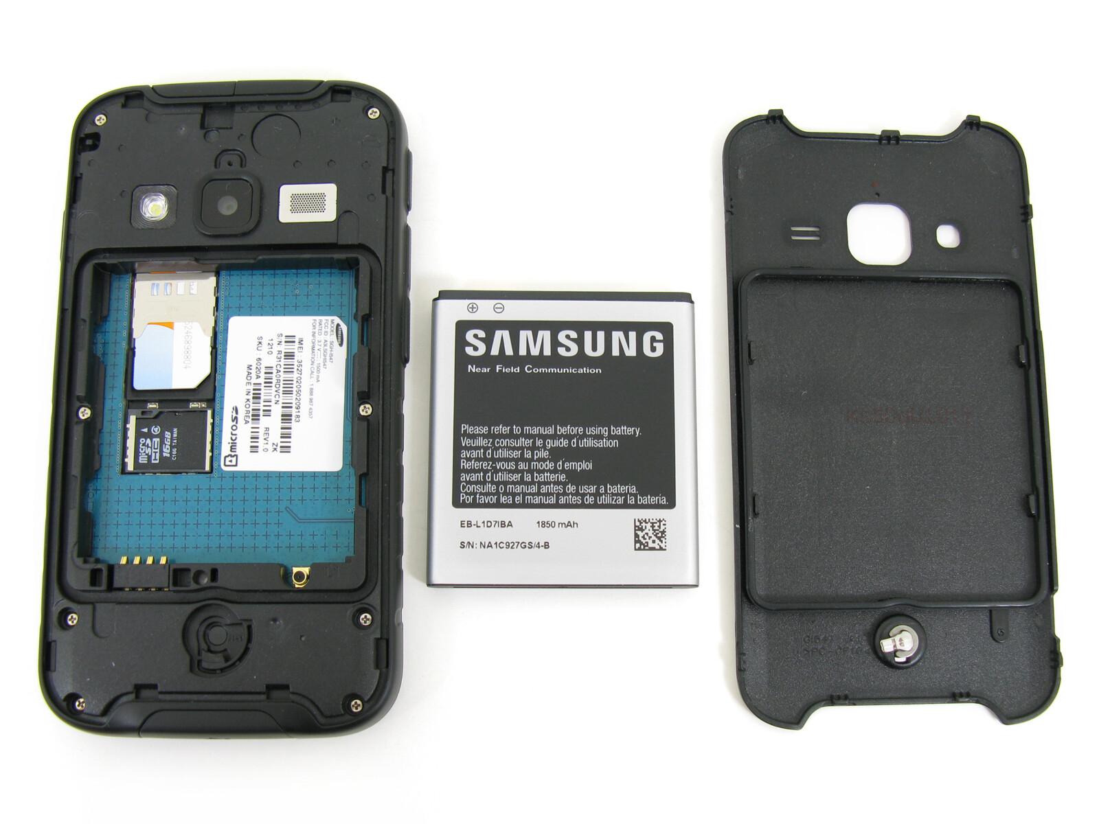 samsung galaxy rugby pro photos rh phonearena com Samsung Rugby Pro Cases Samsung Rugby 4 Flip Phone