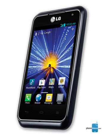 LG Optimus Regard