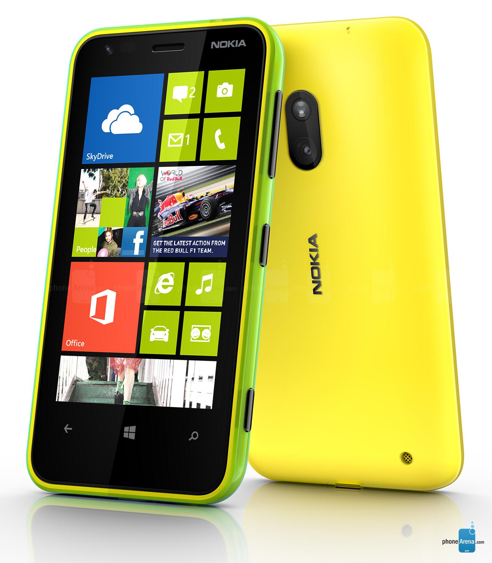 Nokia Lumia 620 Specs