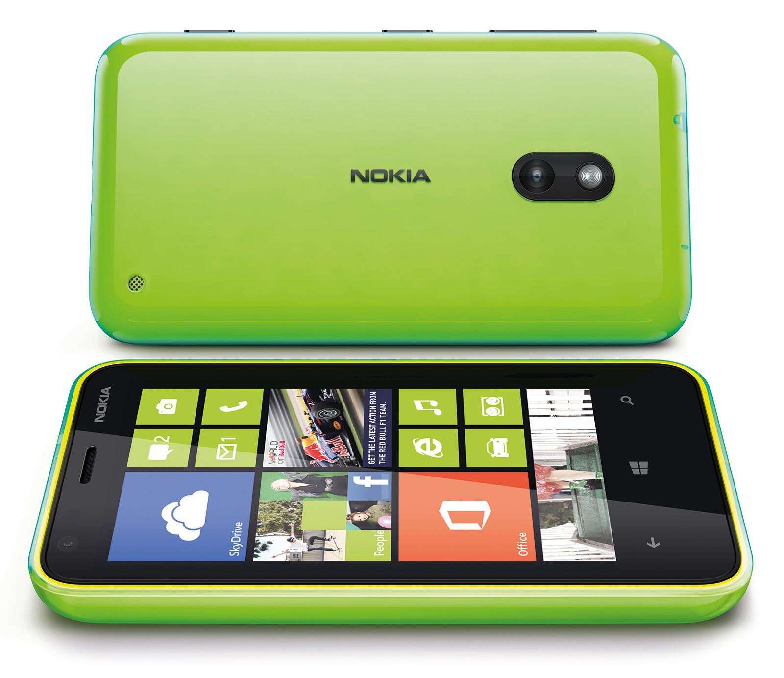Nokia Lumia 620 - Характеристики