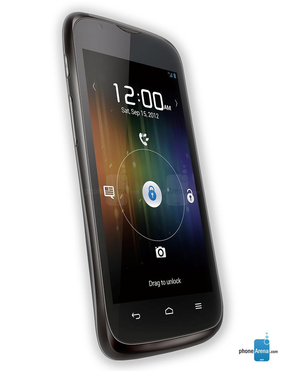 Huawei Ascend P1 LTE specs