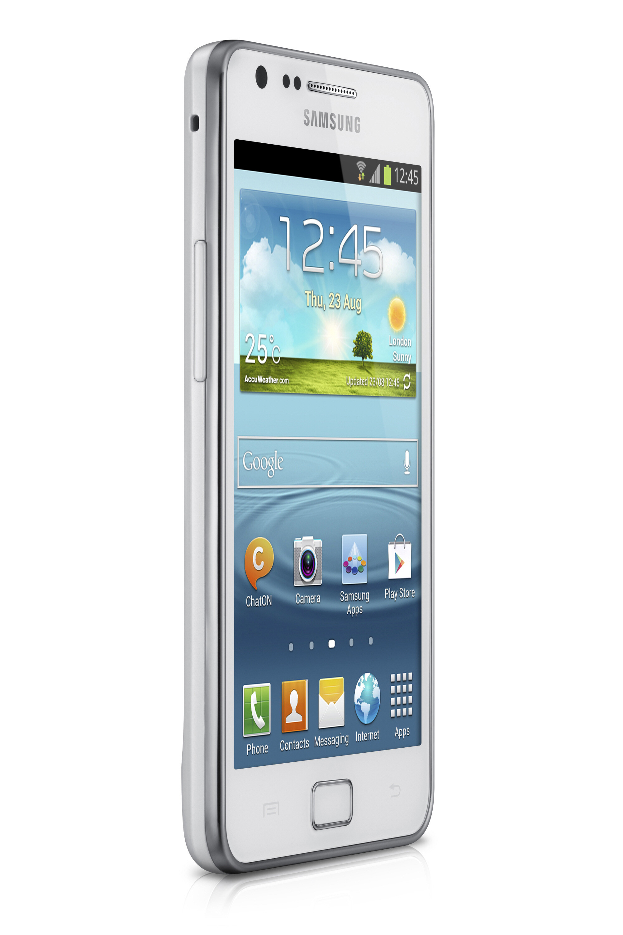 Spanish user manual: Samsung Galaxy S II T-Mobile Support