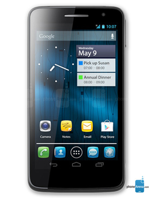 Alcatel OneTouch Scribe HD specs