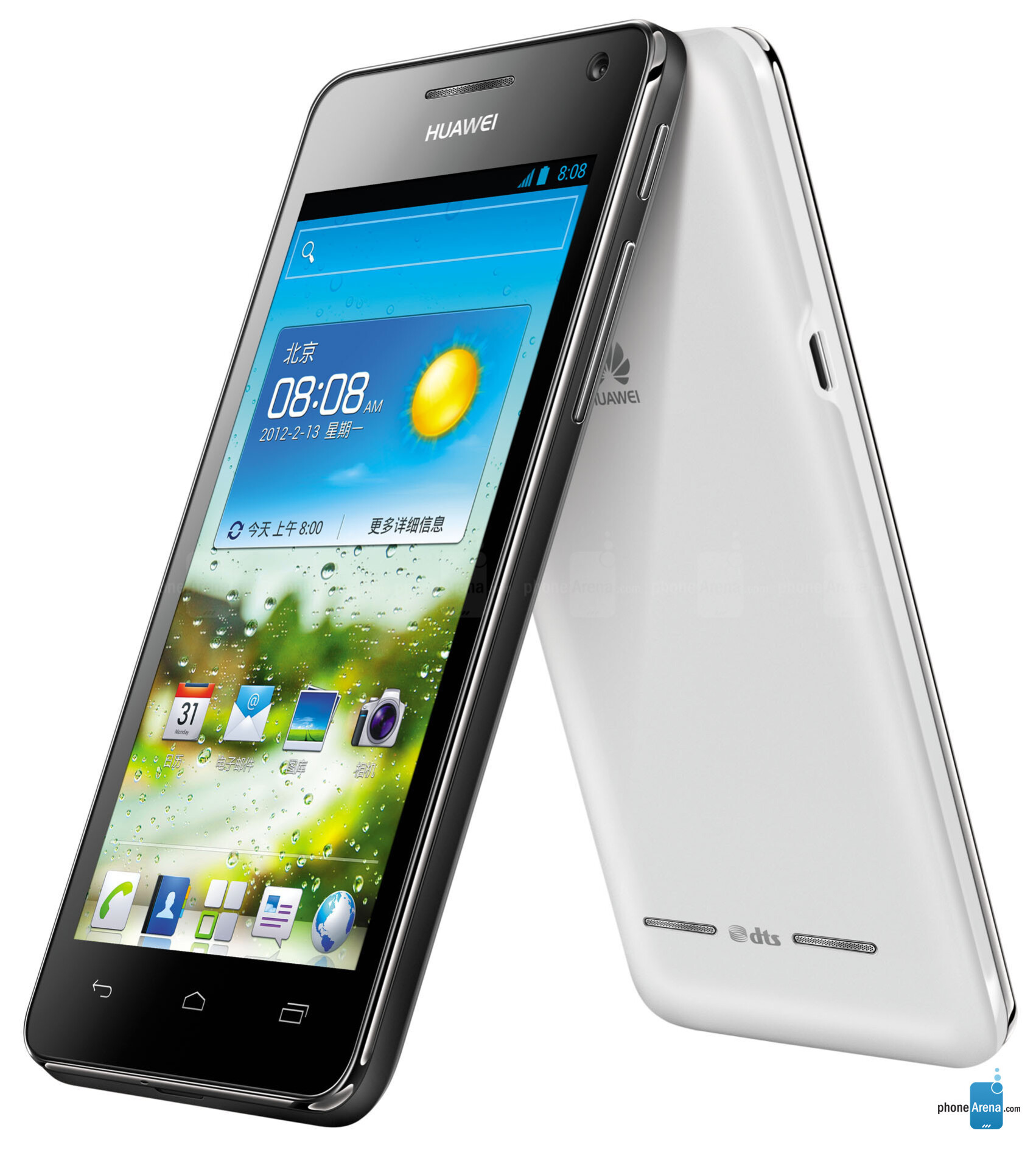 Huawei Ascend G600 Specs