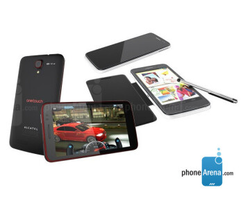 Alcatel OneTouch Scribe X