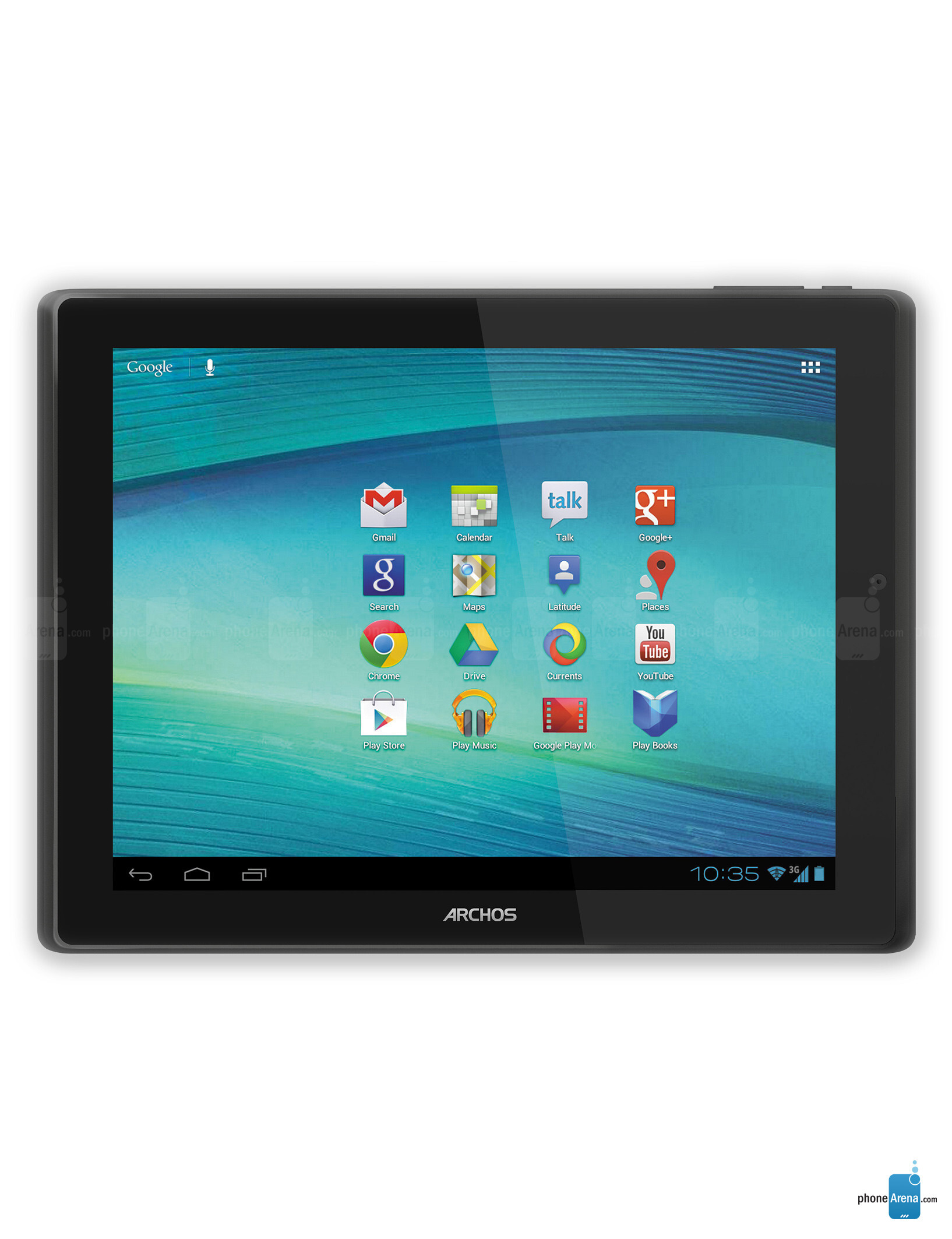 archos 7 home tablet manual