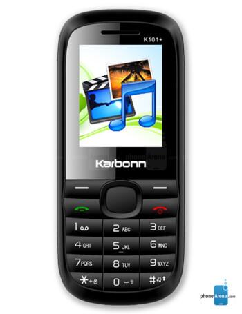 Karbonn K101+ Media Champ