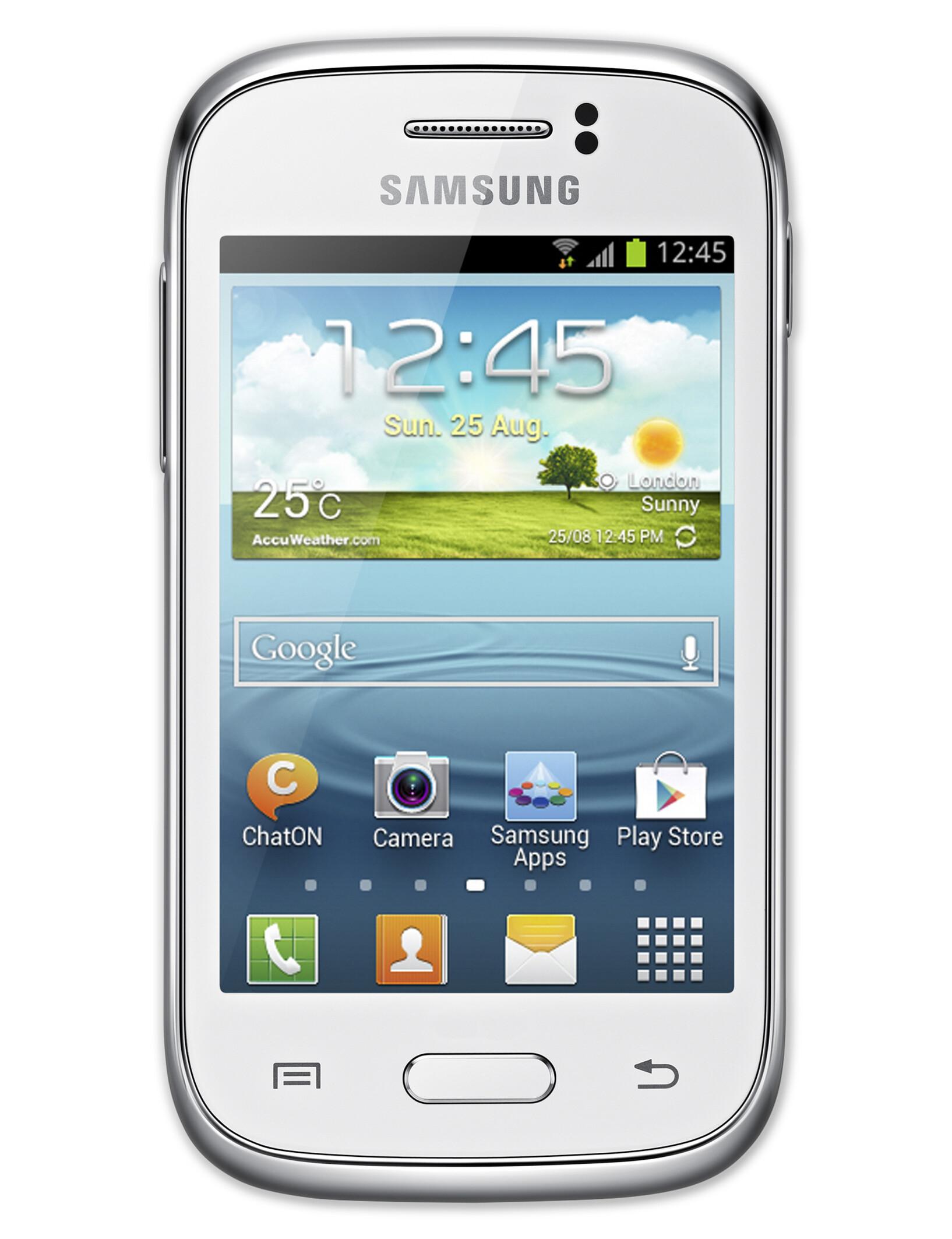 Samsung Galaxy Young 0
